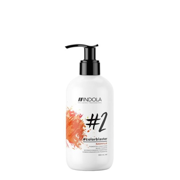 Indola Colorblaster Conditioner Nashville 300ml millionbeautylooks