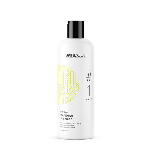 Indola Innova Dandruff Shampoo 300ml millionbeautylooks