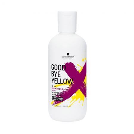 Schwarzkopf Goodbye Yellow Wash 300ml